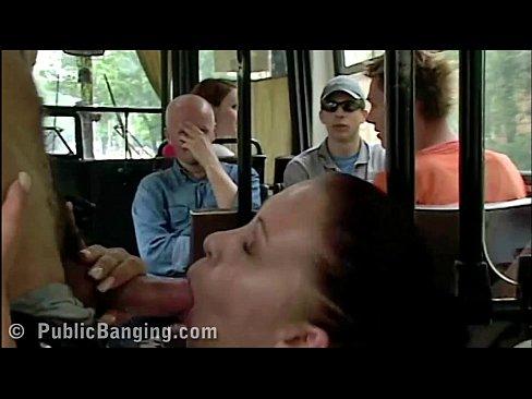 Imagen Sexo En El Colectivo Publico Escandalo En El Bus