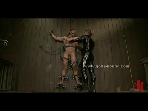 Mature twink bondage galleries