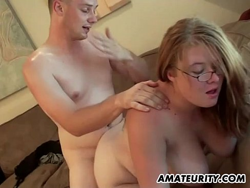 Fat Natural Boobs   Dirty Moms Movies FannyXXX