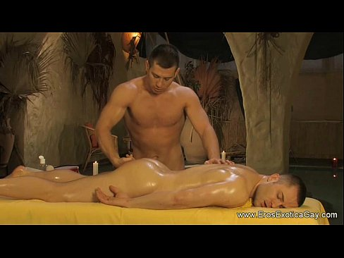 Intimate and Sensual Anal Massage For Gay Lovers 8 min