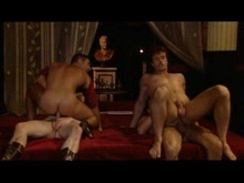 Acient roman orgy