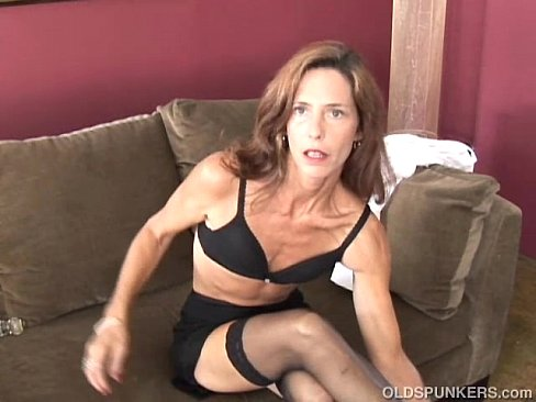 Super sexy old spunker wishes you were fucking her wet pussy 5