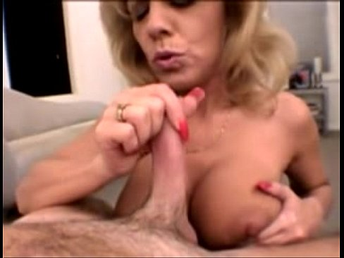 hardcore milf blowjobs Behold this superb honey taking this dude's boner between her lips and .