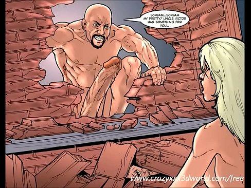 2d comic cyberian nation episode 4