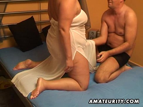 Chubby amateur wife video
