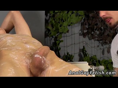 Assholes naked spread young