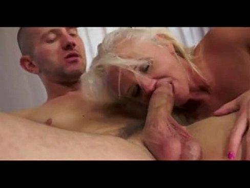 Hot latin milf seduces hung buck 5