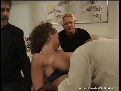 Wife threesome privata slutty