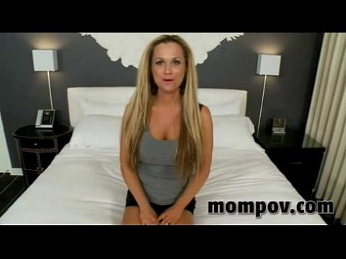 Mommie just wants some cock love