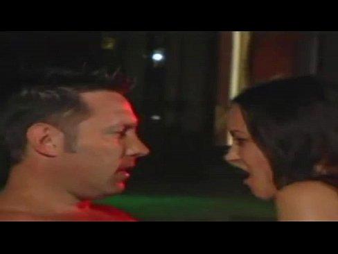 Pornstar on blind date television